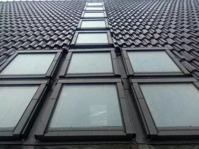 建筑自然通风采光方案