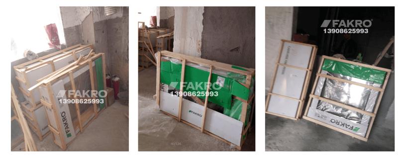 广州FAKRO屋顶天窗为您介绍恒大绿洲别墅斜屋顶天窗安装案例