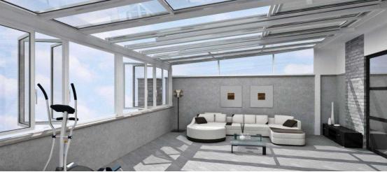 广东全景屋顶天窗类型众多,各自都有哪些优势
