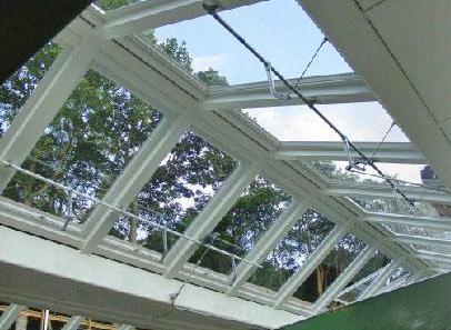 广州铝复合塑料窗