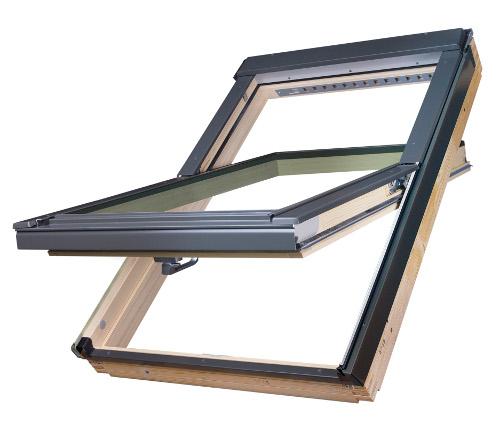 FAKRO法克罗屋顶天窗:超节能旋转款
