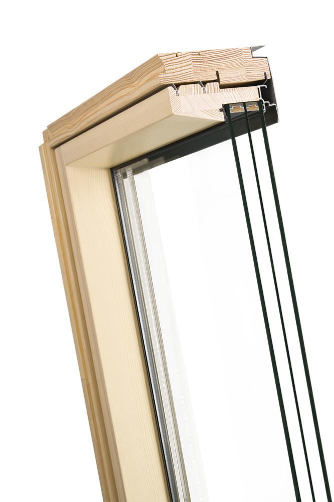 FAKRO法克罗:屋顶天窗所使用的中空玻璃