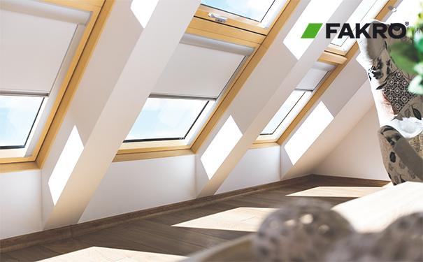 【FAKRO法克罗斜屋顶天窗】行业知名的屋顶天窗和阁楼天窗制造商!