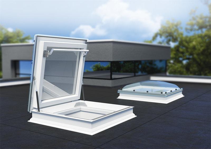 安装地下采光窗施工安装都要注意!【FAKRO法克罗斜屋顶天窗】