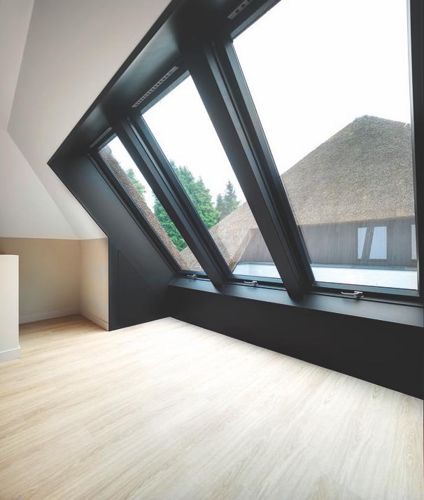 【FAKRO法克罗斜屋顶天窗】 FYP-V 屋顶窗户又要怎么安装?