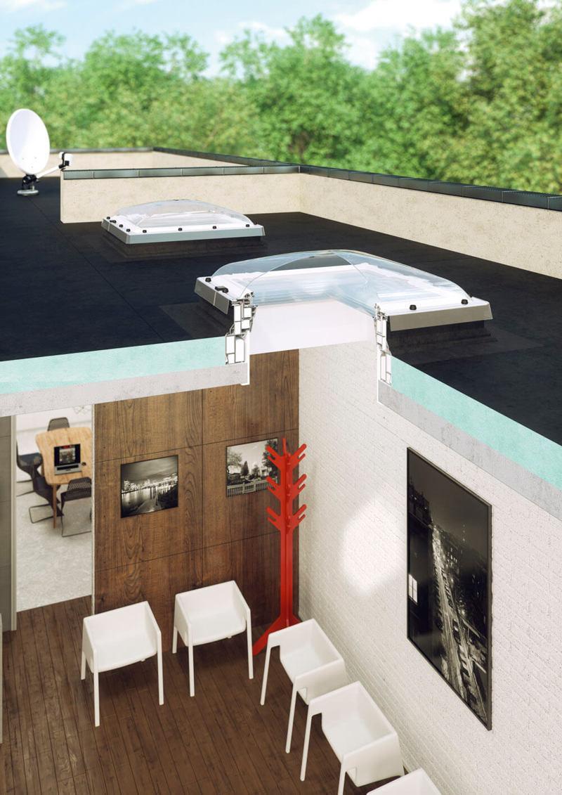 安装阁楼屋顶天窗还不知道要注意什么?【FAKRO法克罗屋顶天窗】告诉你!