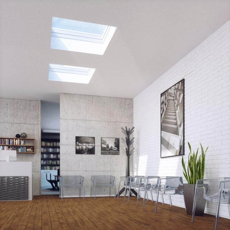 FAKRO法克罗屋顶天窗  斜屋顶天窗安装如何正确选材?