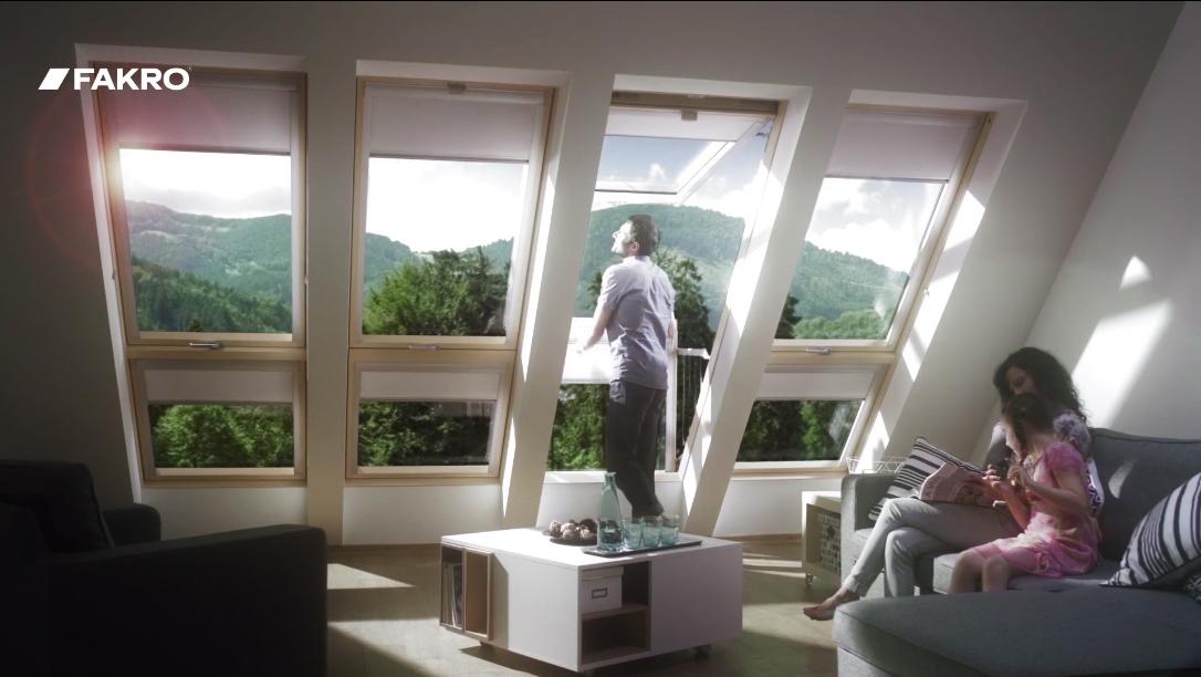 法克罗阳台窗