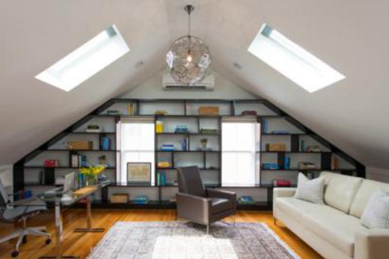 斜屋顶阁楼天窗有哪些优点?| FAKRO天窗