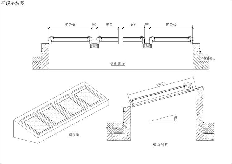 斜屋顶天窗设计安装需要高度重视哪四个要点?