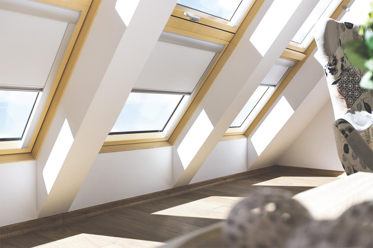 FAKRO屋顶阳台窗
