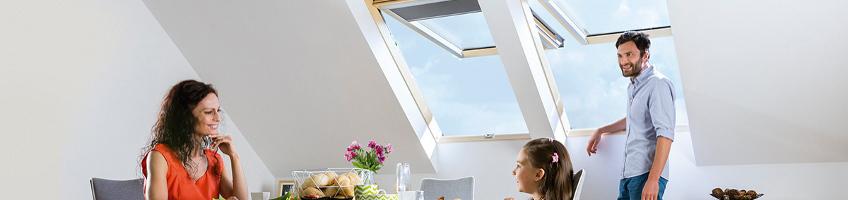 FAKRO法克罗铝木太窗 门窗安装 节能天窗