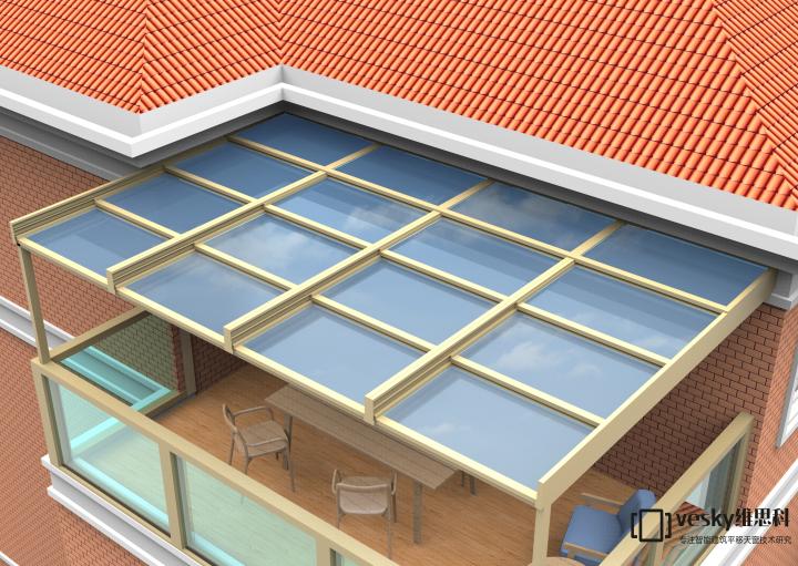 重叠平移天窗3