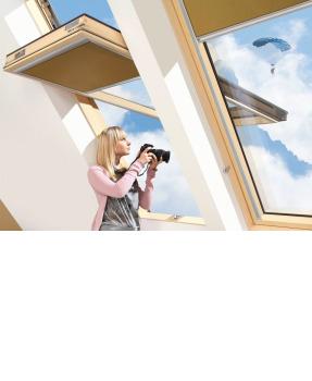 FAKRO法克罗屋顶中上悬天窗