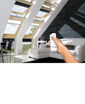 FAKRO法克罗屋顶智能电动控制天窗