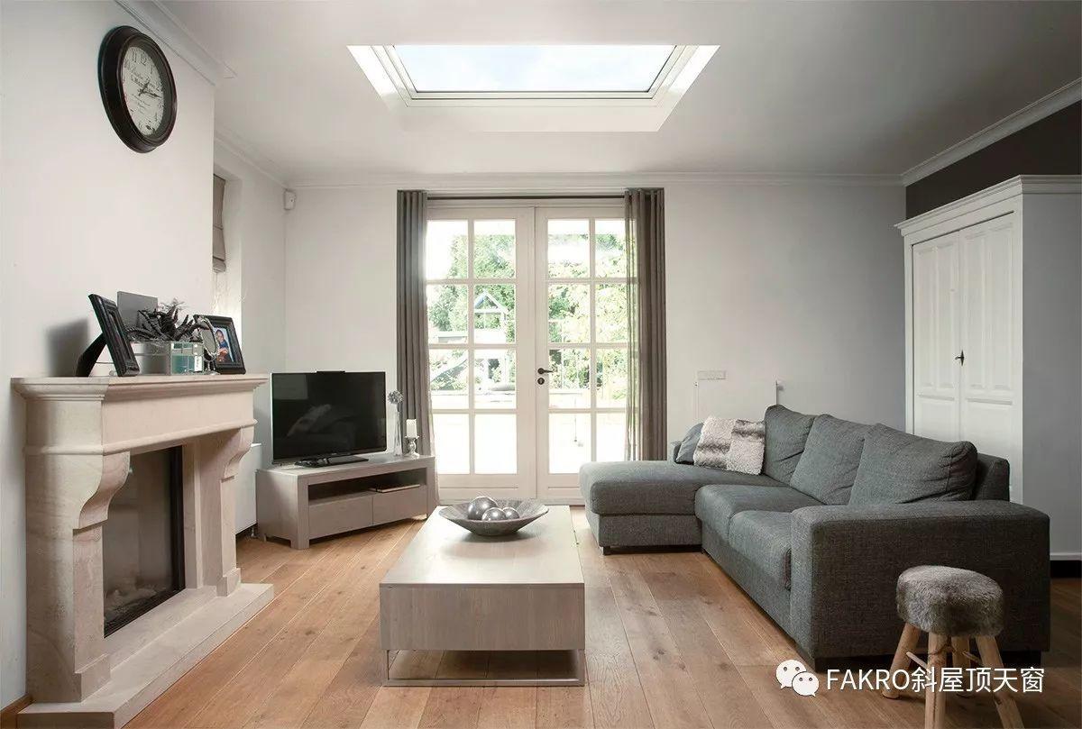 fakro法克罗天窗 天窗安装  节能天窗